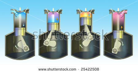 Explosion Engine Stock Photos, Royalty.