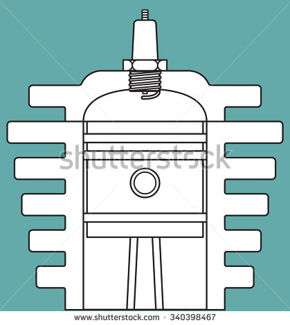 Explosion Engine Stock Vectors & Vector Clip Art.