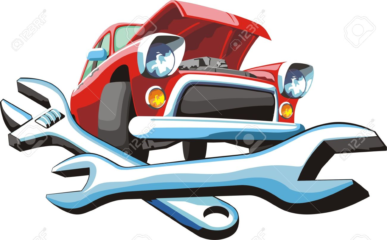 Engine hood clipart - Clipground