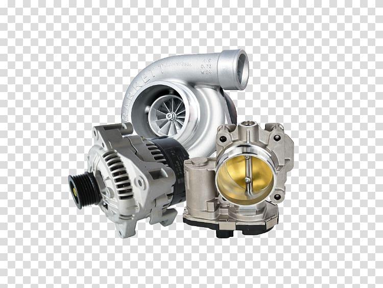 Car Machine Automotive engine, motor parts transparent.