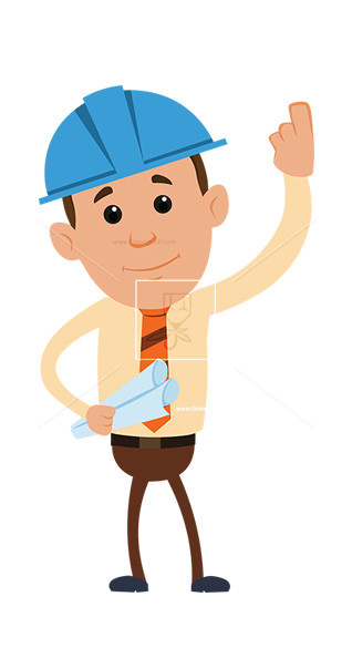 Engineer Clipart.