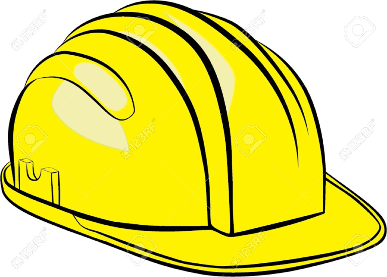 Engineer hat clipart 1 » Clipart Station.