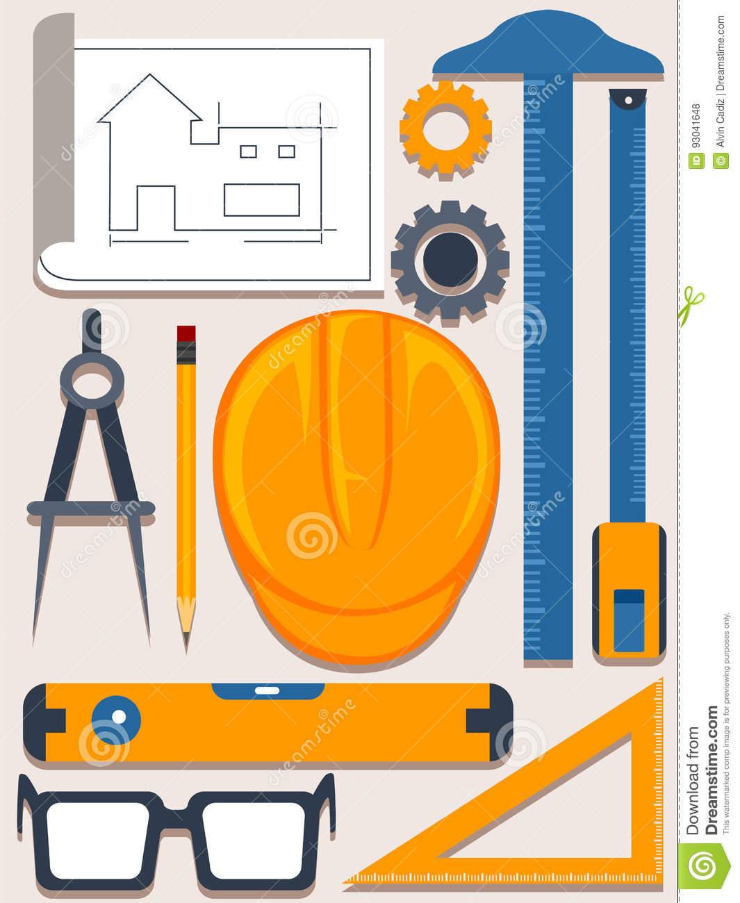 7394 Tools free clipart.