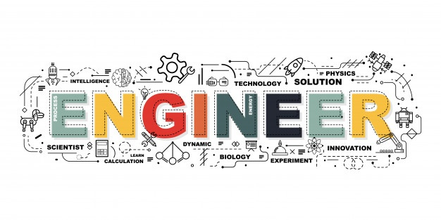 Engineering Vectors, Photos and PSD files.