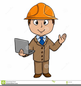 Structural Engineer Clipart.