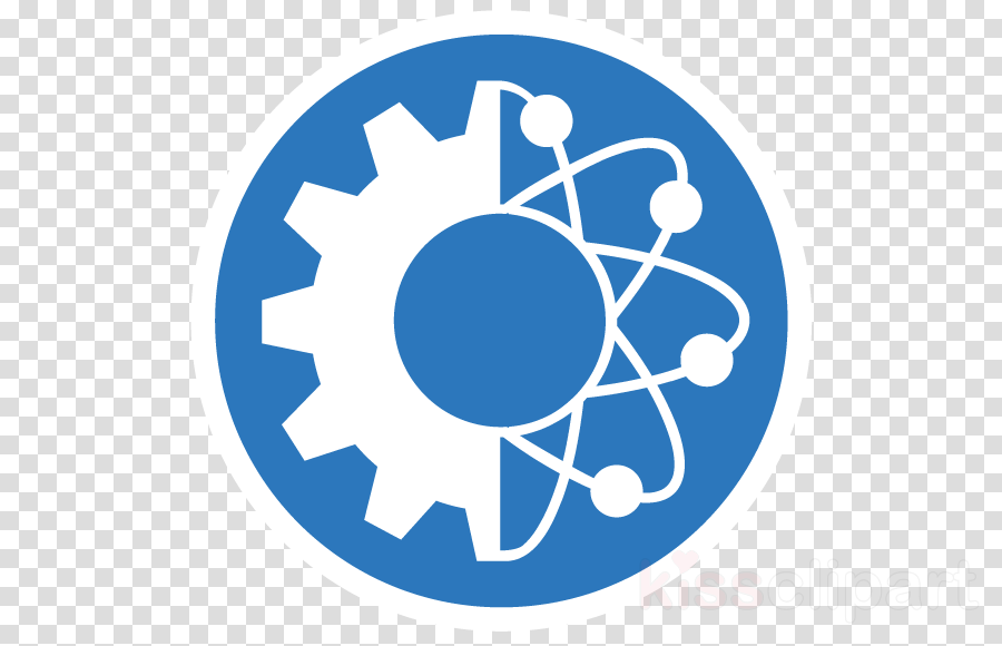 Mechanical Engineering Logo clipart.