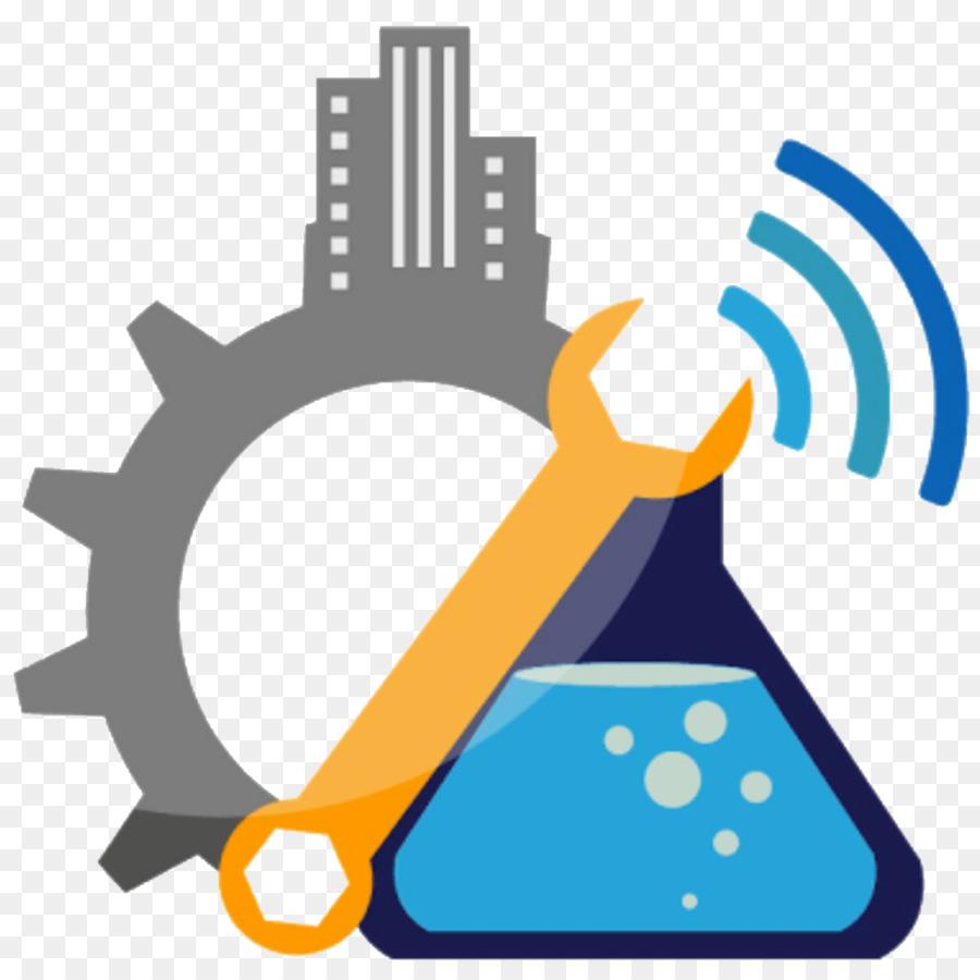 Mechanical Engineering Logo clipart.