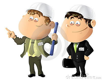 Professional engineer clipart.
