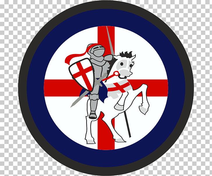 Headgear Logo Recreation Character Font, England badge PNG.