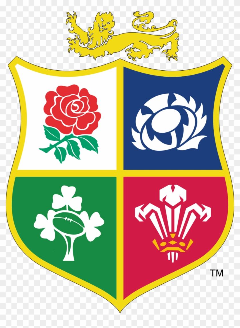 England Lions Logo.