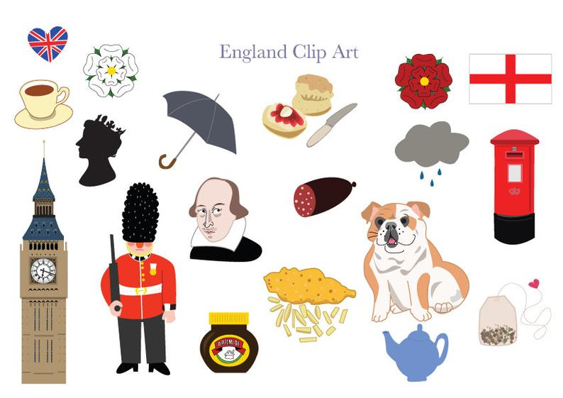 English Clipart.