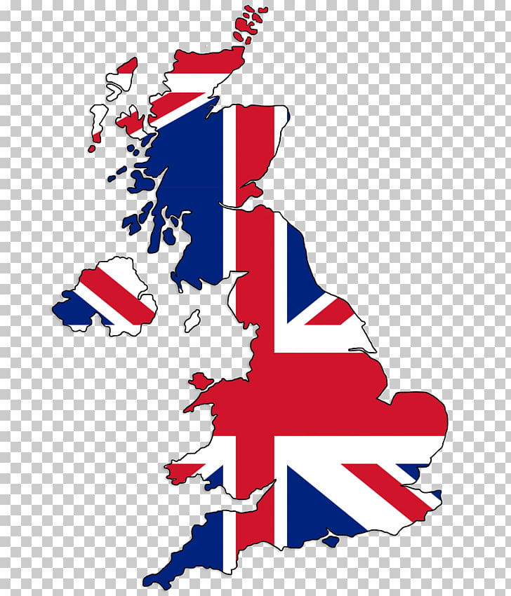 Flag of the United Kingdom England Map , England PNG clipart.