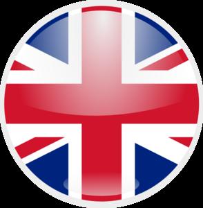 British Flag Transparent Clipart.