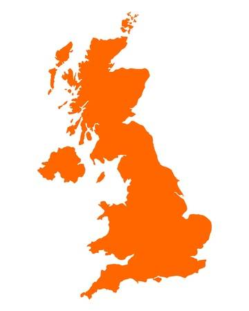 9,264 Uk Map Cliparts, Stock Vector And Royalty Free Uk Map.