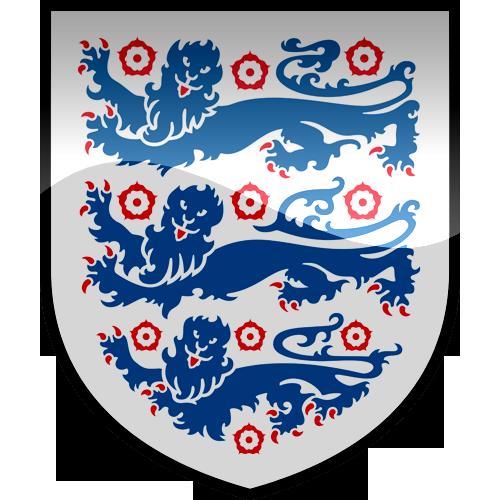 England crest..