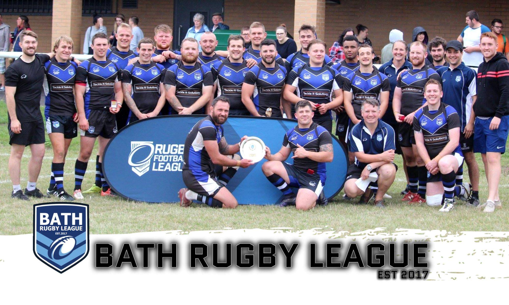 Bath Rugby League.