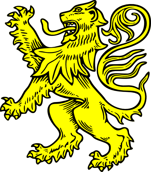 Lion 19 Clip Art at Clker.com.