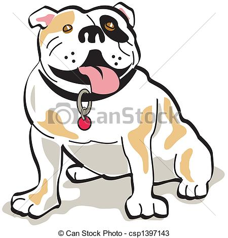 Bulldog Clip Art Vector Graphics. 3,058 Bulldog EPS clipart vector.