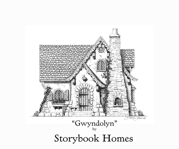1000 Images About Storybook Homes On Pinterest