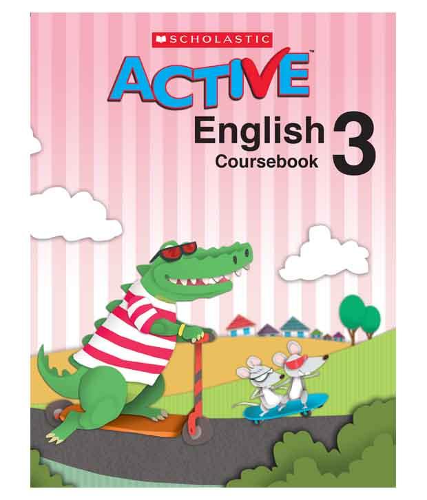 Active English Course Book.