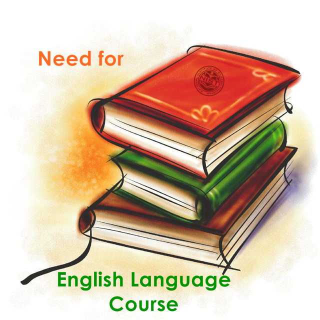 Why There is need for an English Language Course?.