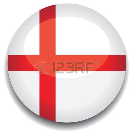 1,430 England Flag Button Stock Vector Illustration And Royalty.
