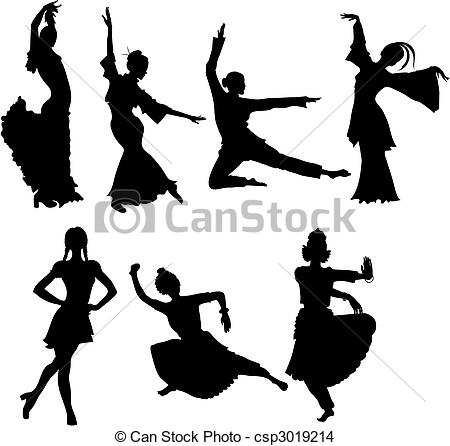 Folk dance Stock Illustrations. 870 Folk dance clip art images and.