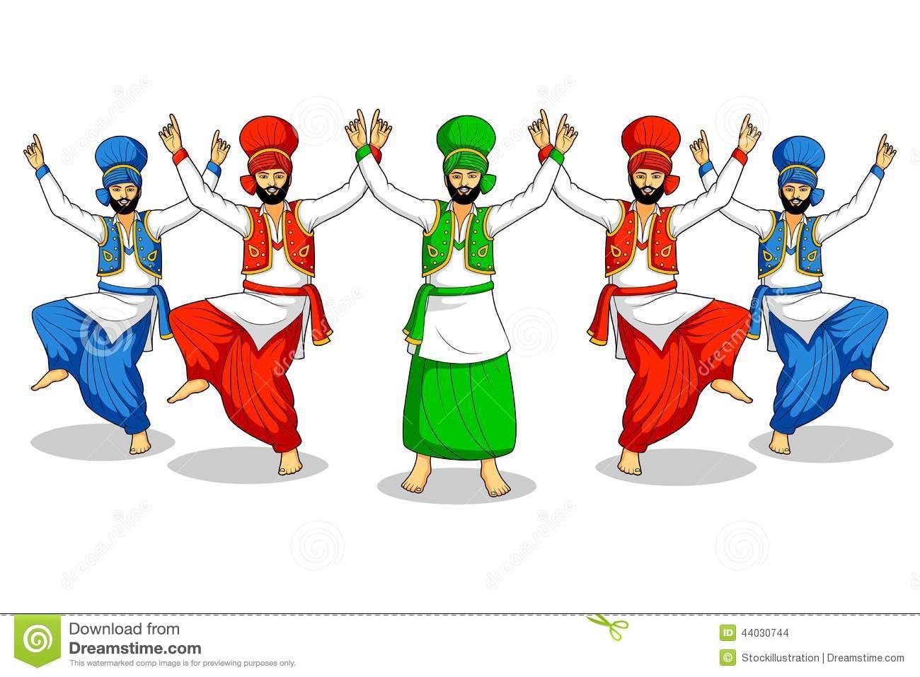 Punjabi Dance Stock Photos, Images, & Pictures.