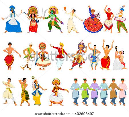 Folk Dance Stock Photos, Royalty.