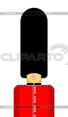 England royal guard.