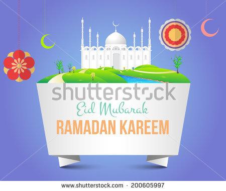 Ramadan Kareem Theme Stock Photos, Royalty.