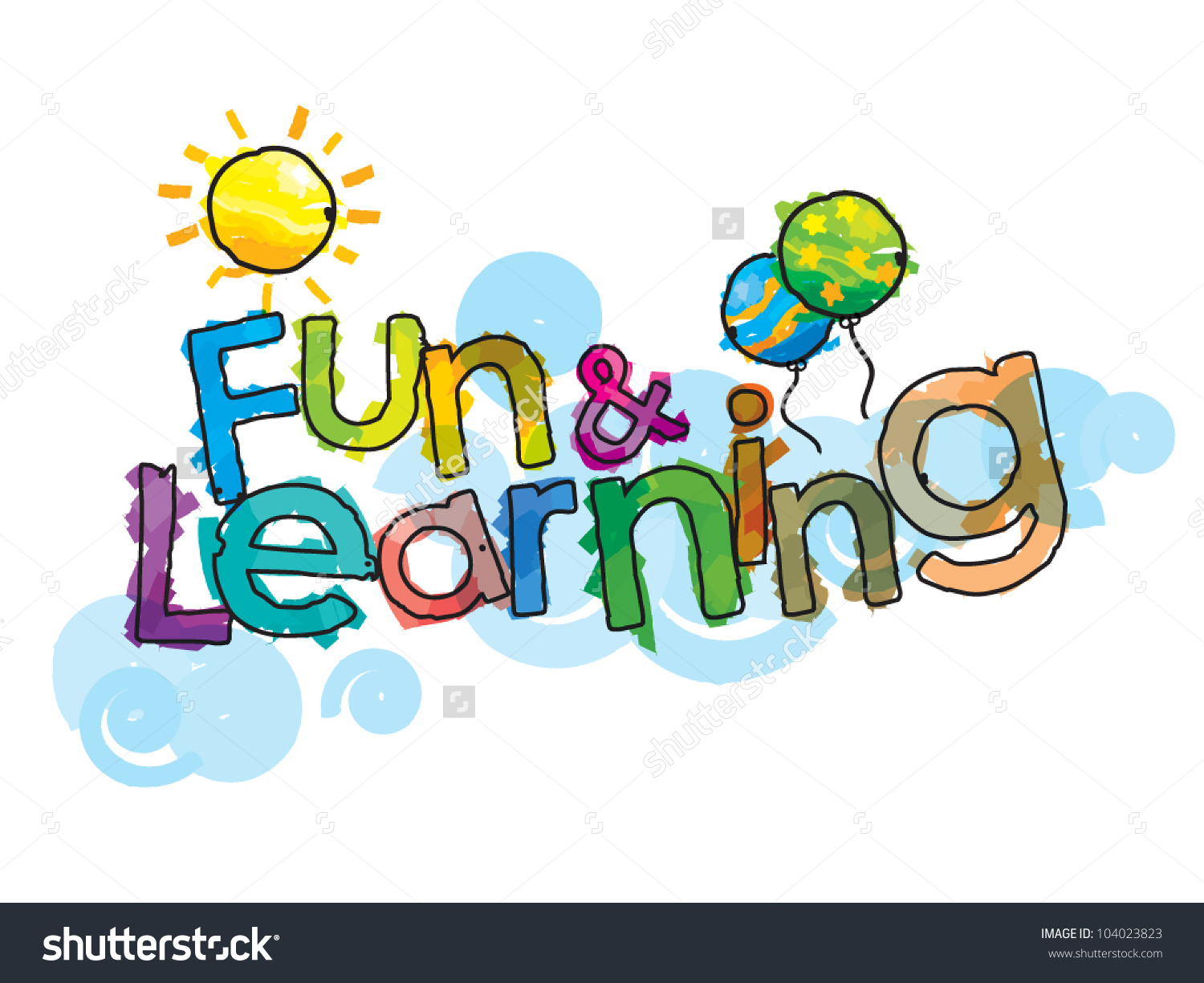 English is fun clipart 7 » Clipart Station.