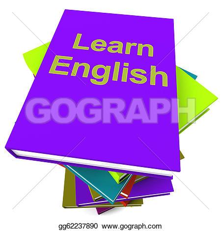 Learning English Stock Illustrations.