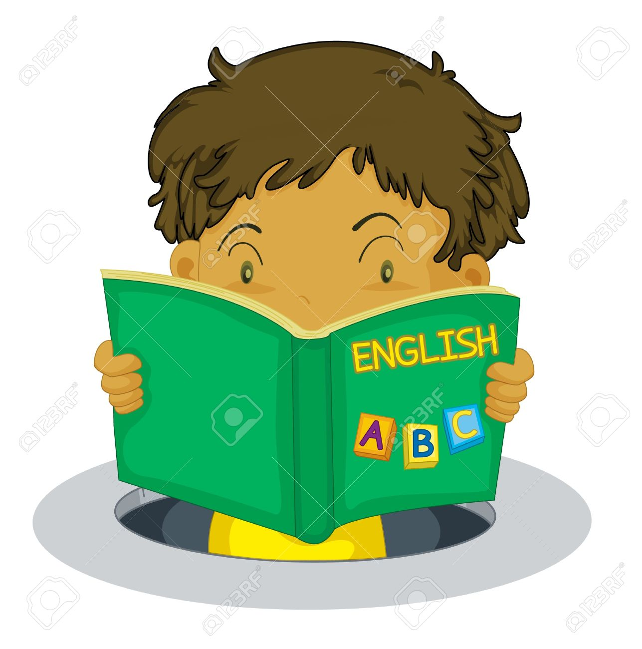 English Learning Books Clipart Clipground