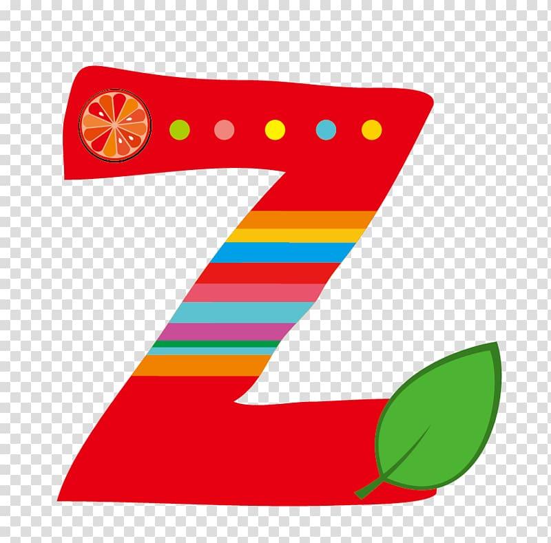 English alphabet Letter Z, Z transparent background PNG.