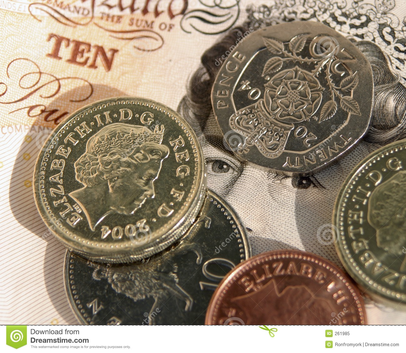 English money clipart 14 » Clipart Station.