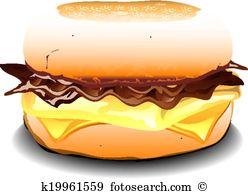 English muffin Clipart Royalty Free. 31 english muffin clip art.