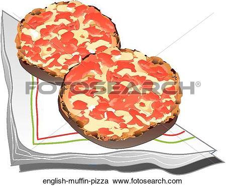Drawings of English Muffin english.