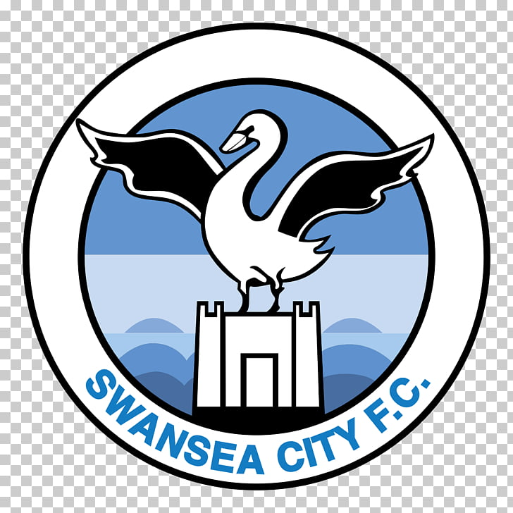 Swansea City A.F.C. Premier League English Football League.