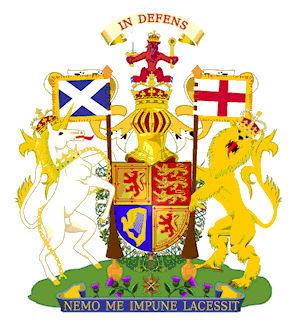 Royal Coat of Arms.
