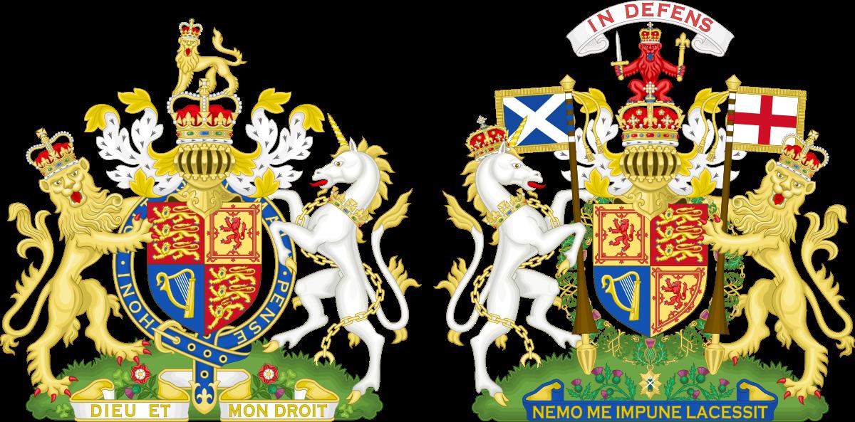 List of British monarchs.