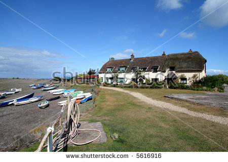 Seaside Resort Lyme Regis Dorset England Stock Photo 49580323.