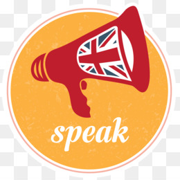 Speak English PNG and Speak English Transparent Clipart Free.