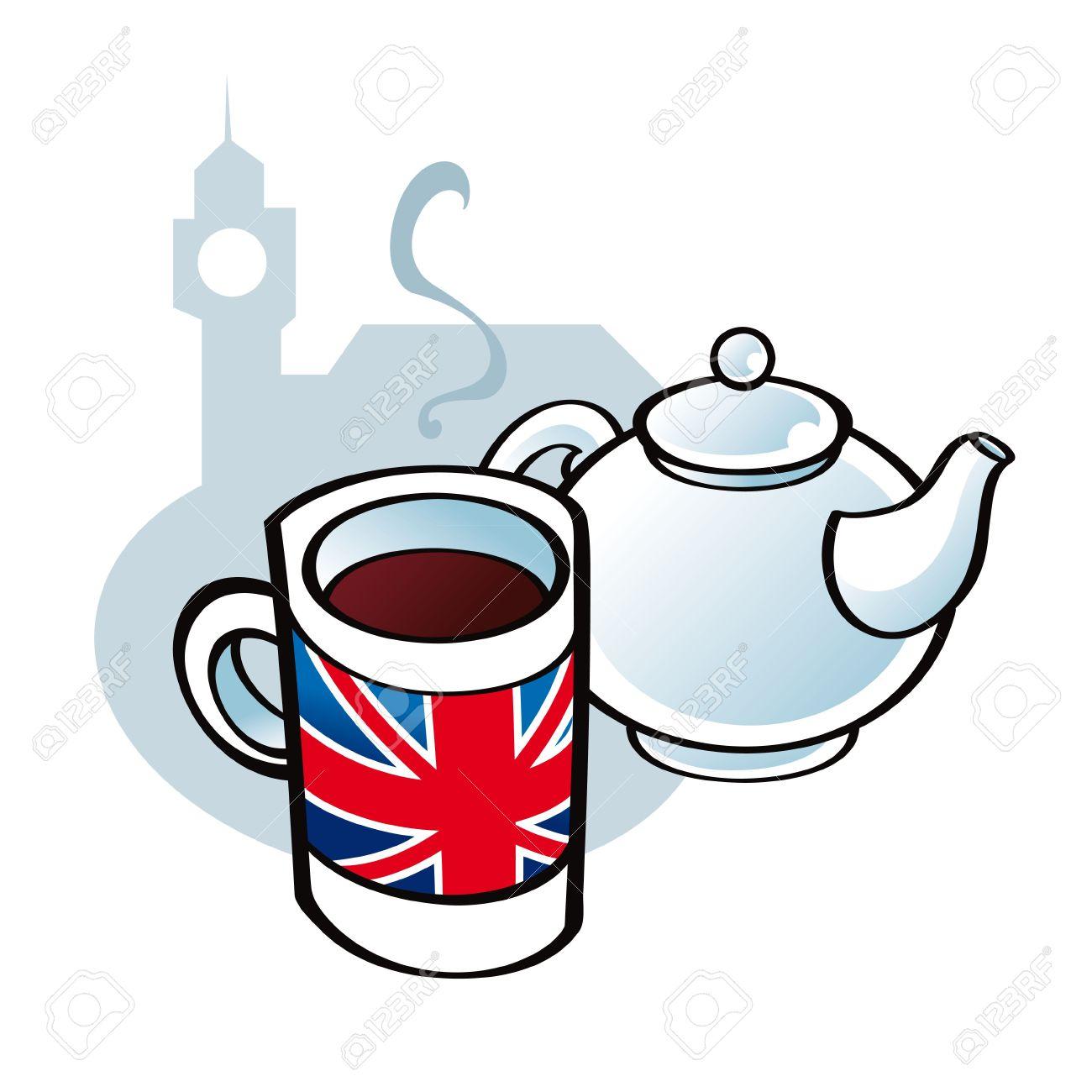 English Tea drink tradition.