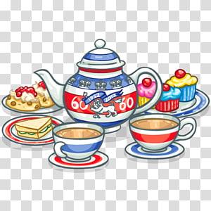 White tea Teacup Teapot , teacup transparent background PNG clipart.