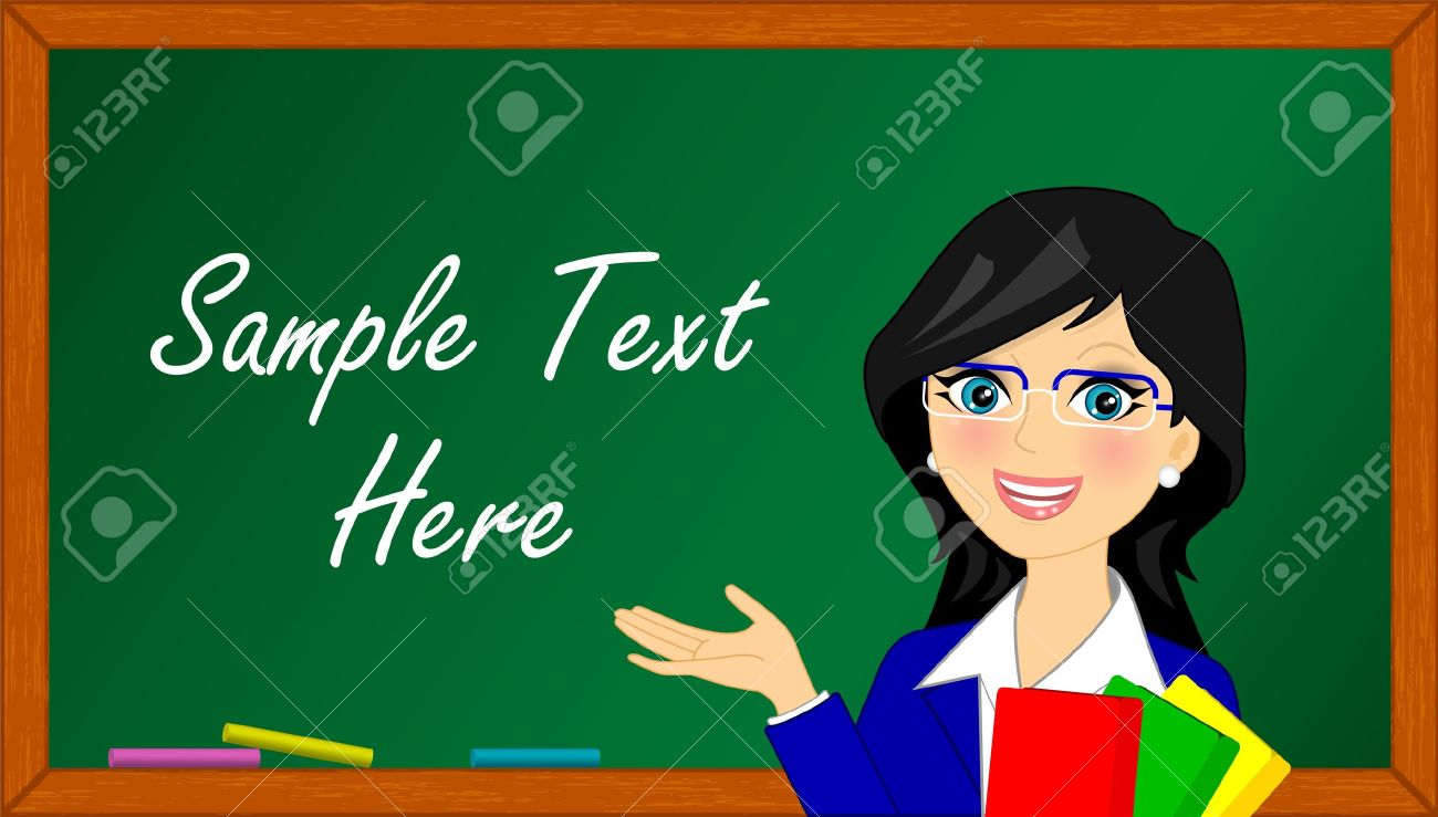 English teacher teaching clipart 2 » Clipart Station.