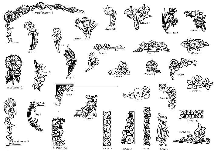 Engraved tombstone clipart clipground flowers 1 voltagebd Choice Image