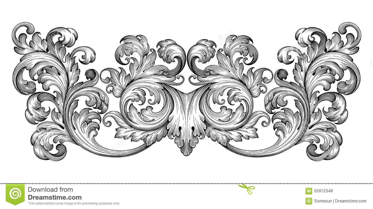Engraving Stock Illustrations.
