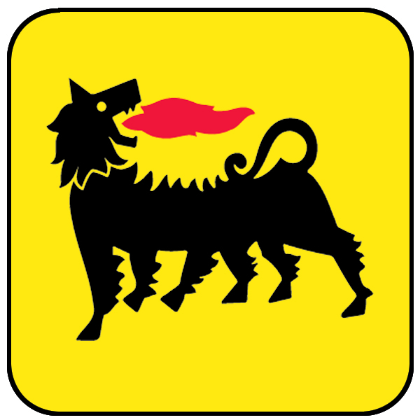 The history of Eni brand.