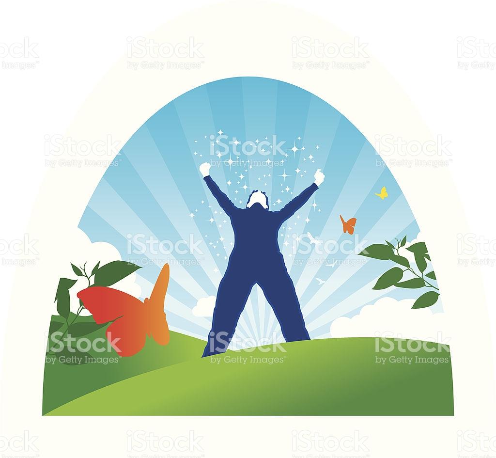 Enjoy Freedom stock vector art 165050428.